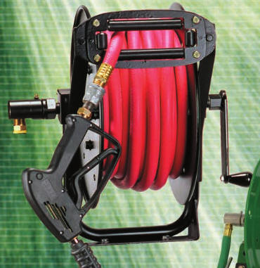 Hose Reel Air Gas Liquid Fuel Mooring And Towing Line