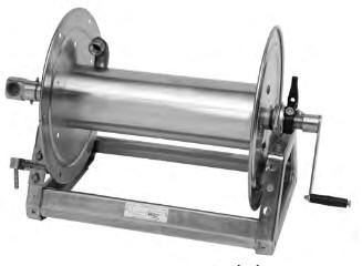 Series 1800 Stainless Steel Hose Reel