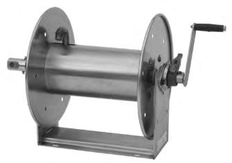 Series SS1000 Stainless Steel Hose Reel