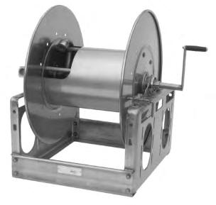 Series SS3000 Stainless Steel Hose Reel