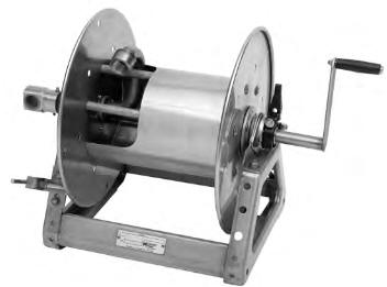 Series SS4000 Stainless Steel Hose Reel