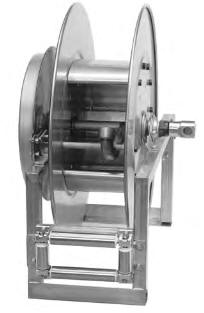 Series SS800 Stainless Steel Hose Reel