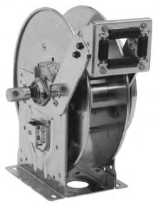 Series SSN700 Stainless Steel Hose Reel