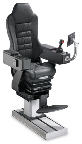 Control Room Operator Chairs