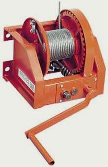 Pm Amp I Hand Winches And Hand Hoists Main Page
