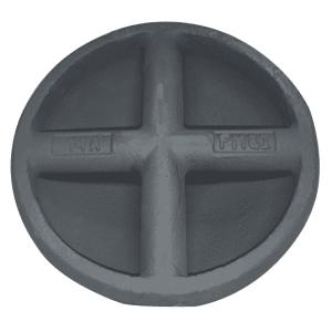 Type 14A Round Flush Steel Cargo Securing Point