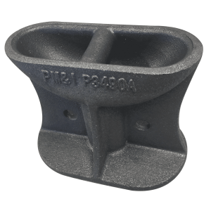 3490A Iron Aircraft or Cargo Tie Down Point Concrete Install