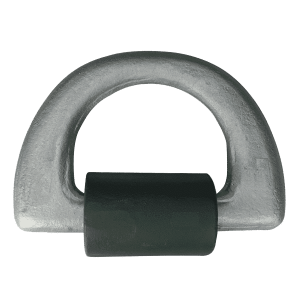 50 Ton Metric Breaking Load D Ring with Strap