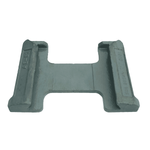 AE-B1 - ISO Shipping Container Dovetail Foundation - Single